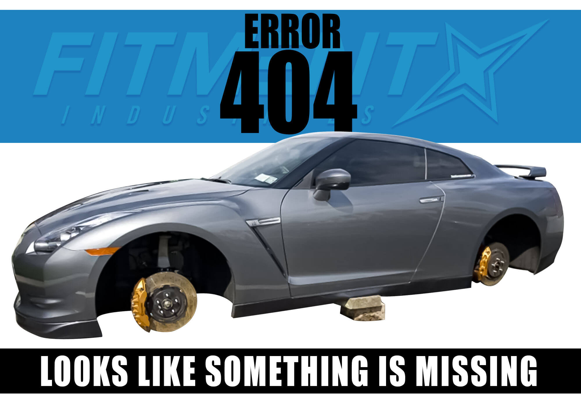 Error 404 - Looks Like Something Is Missing