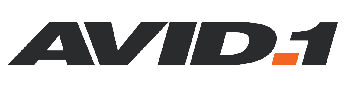 AVID1 Wheels Logo