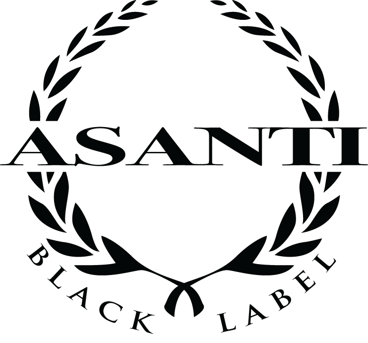 Asanti Black Wheels