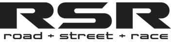 RSR Wheels Logo