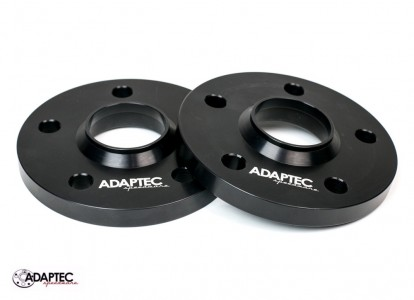 Aluminum 10mm Wheel Spacer (Pair-2) 4, 5, or 6 Lug All makes and models