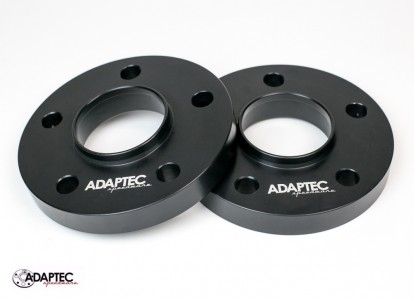 Aluminum 25mm Wheel Spacer (Pair-2) 4, 5, or 6 Lug All makes and models
