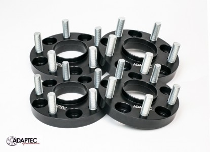 Aluminum 25mm Wheel Spacer (Set 4) 4, 5, or 6 Lug All makes and models