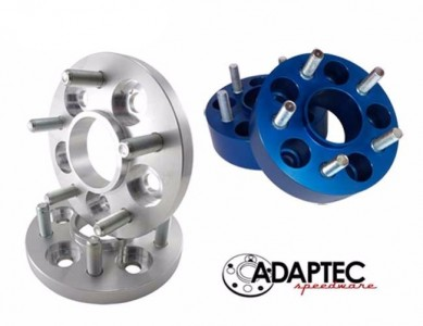 "Aluminum 3/4"" Adaptec Adapters (set 4) 5x5.105 to 5x100"