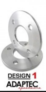 Aluminum 5mm Wheel Spacer (Set 4) Going from 60.1 hub size to 59.6