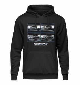 Fitment Industries X Cosmis Racing, Silvers Suspension & Michelin Hoodie