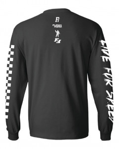 Speed Black L/S