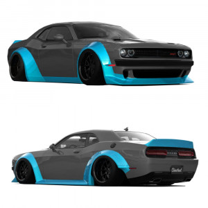 Clinched Dodge Challenger Widebody Kit