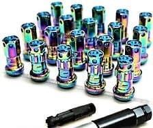 Project Kics R40 Iconix Lock & Lug Nuts