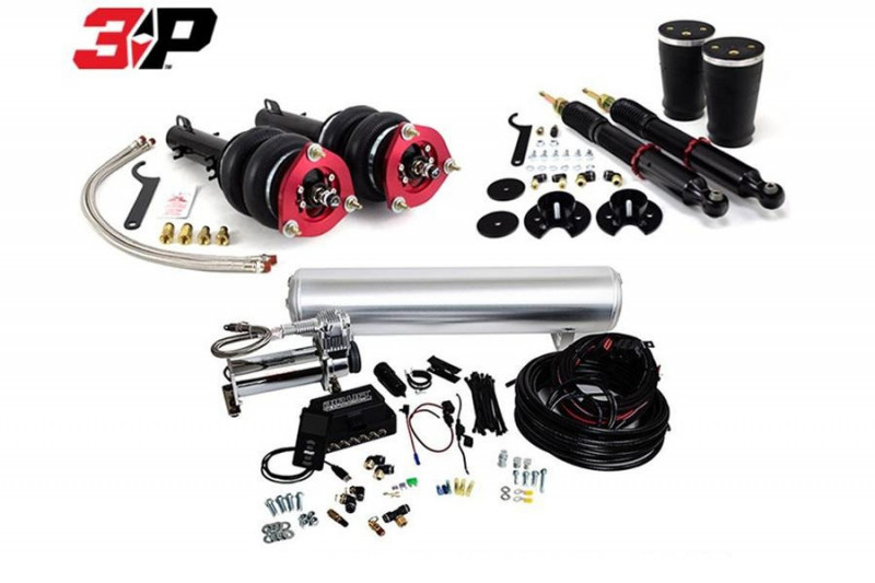Air Suspension Kits Air Lift Performance 3P Kit with Air Lift Struts