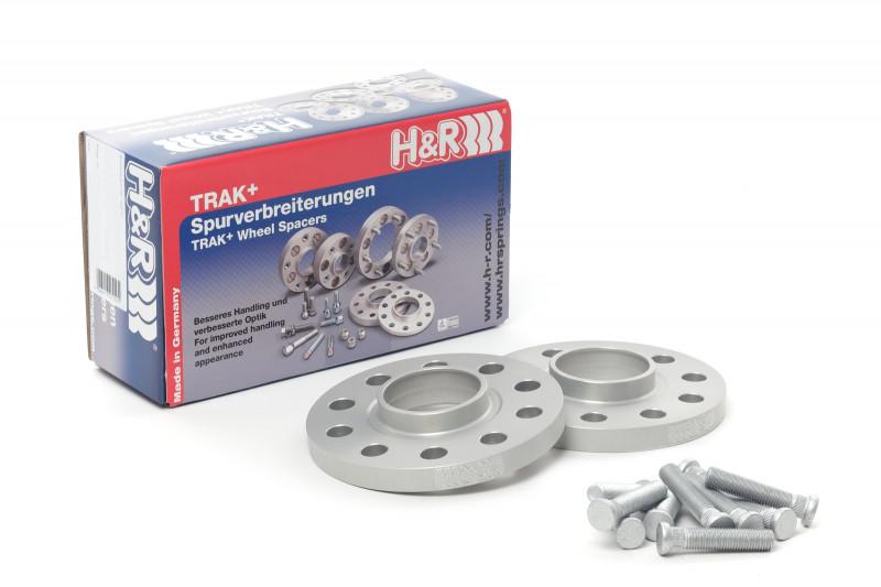 Pair of Aluminum 17mm H&R Spacers