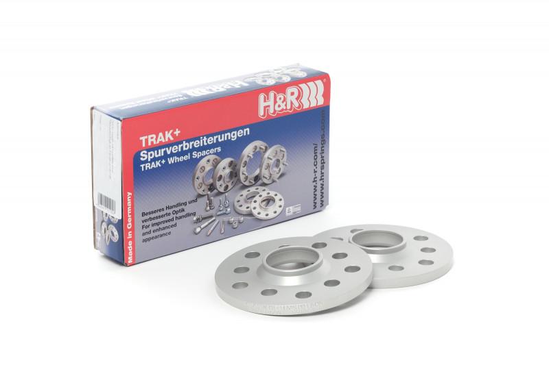 Pair of Aluminum 11mm H&R Spacers