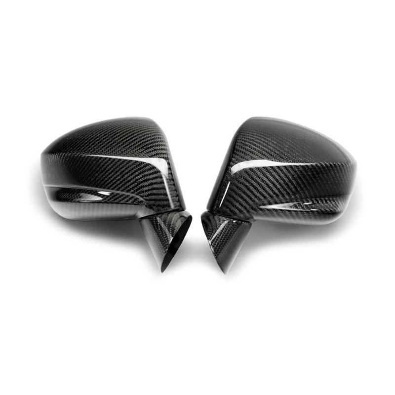 Seibon Carbon Fiber Mirror Covers | 09-20 Nissan GT-R (2DR)