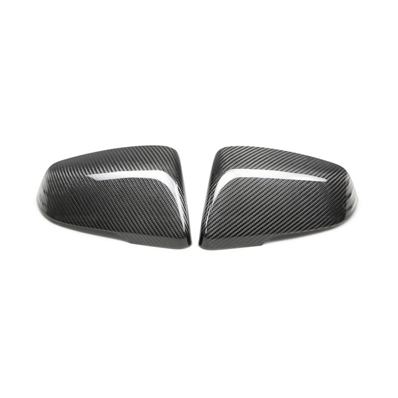 Seibon Carbon Fiber Mirror Caps | 20-21 Toyota GR Supra (2DR)