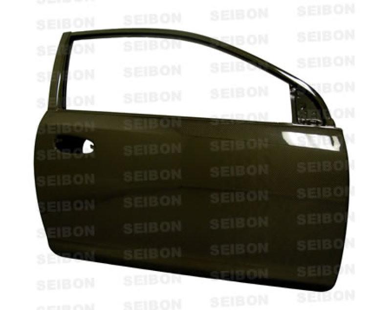 Seibon Carbon Fiber Doors | 92-95 Honda Civic (2DR)