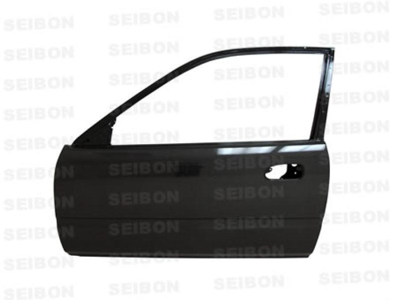 Seibon Carbon Fiber Doors   96-00 Honda Civic (2DR)