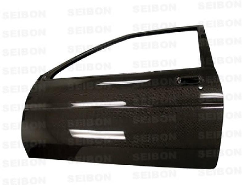 Seibon Carbon Fiber Doors   84-87 Toyota Carolla AE86 (2DR / 3DR Liftback)