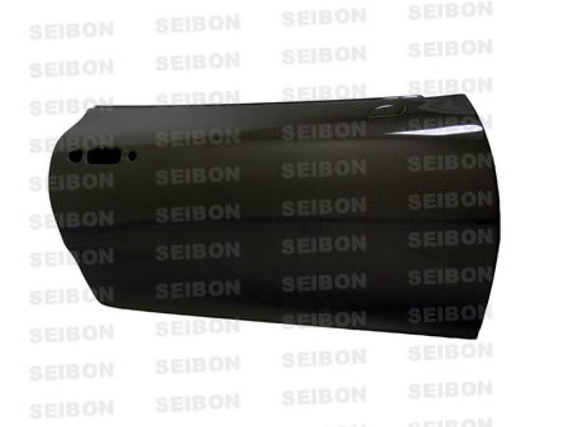 Seibon Carbon Fiber Doors | 93-98 Toyota Supra (3DR Liftback)