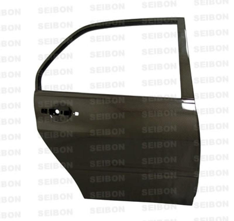 Seibon Carbon Fiber Rear Doors | 03-07 Mitsubishi Lancer / EVO (4DR)