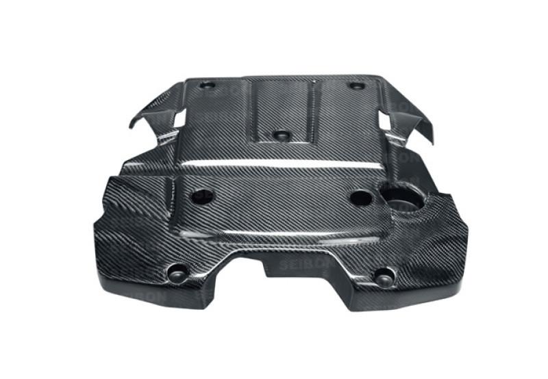 Seibon Carbon Fiber Engine Cover | 07-08 Nissan 350Z (3DR Liftback)