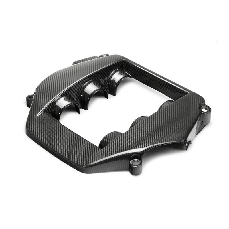 Seibon Carbon Fiber Engine Cover   09-20 Nissan GT-R (2DR)