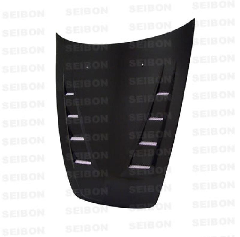 Seibon Carbon Fiber Hood   00-10 Honda S2000 (2DR)