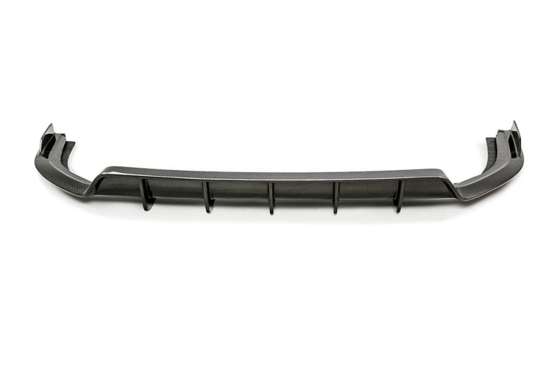 Seibon Carbon Fiber Rear Lip | 16-18 Honda Civic (4DR)