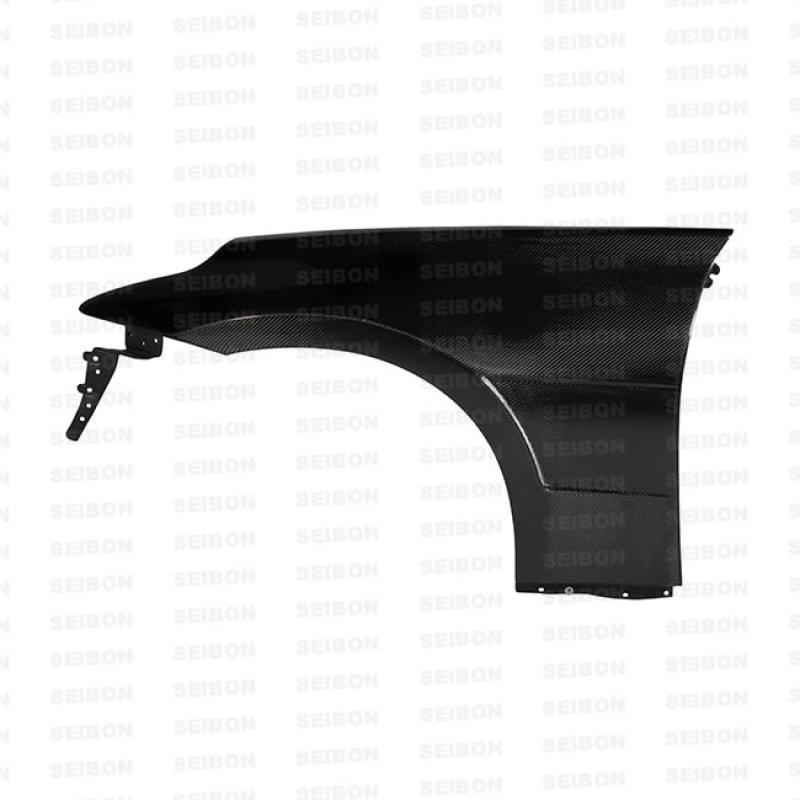Seibon Carbon Fiber Wide Fenders | 09-20 Nissan 370Z (2DR,3DR)