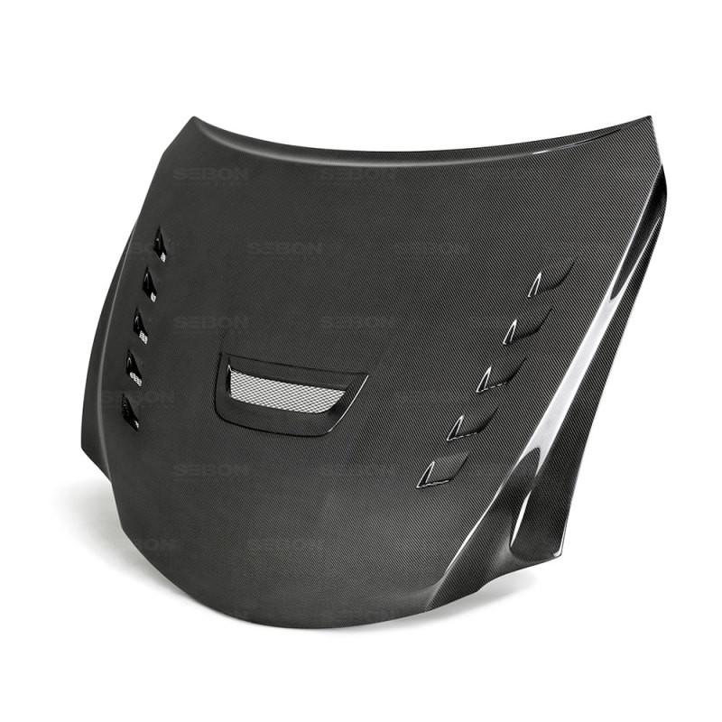 Seibon Carbon Fiber Hood   15-20 Lexus RC F (2DR)
