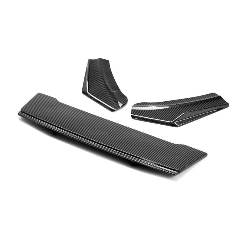 Seibon Carbon Fiber Rear Lip   16-18 Ford Focus RS (4DR,5DR)