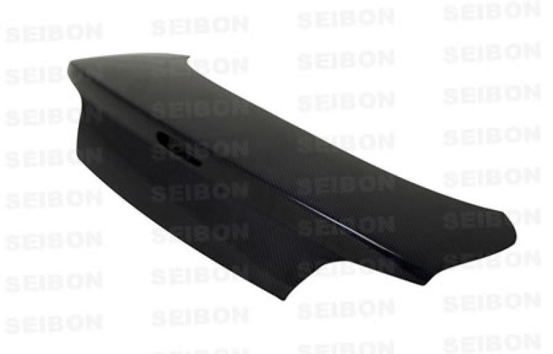 Seibon Carbon Fiber Trunk Lid | 04-11 Mazda RX-8 (4DR)