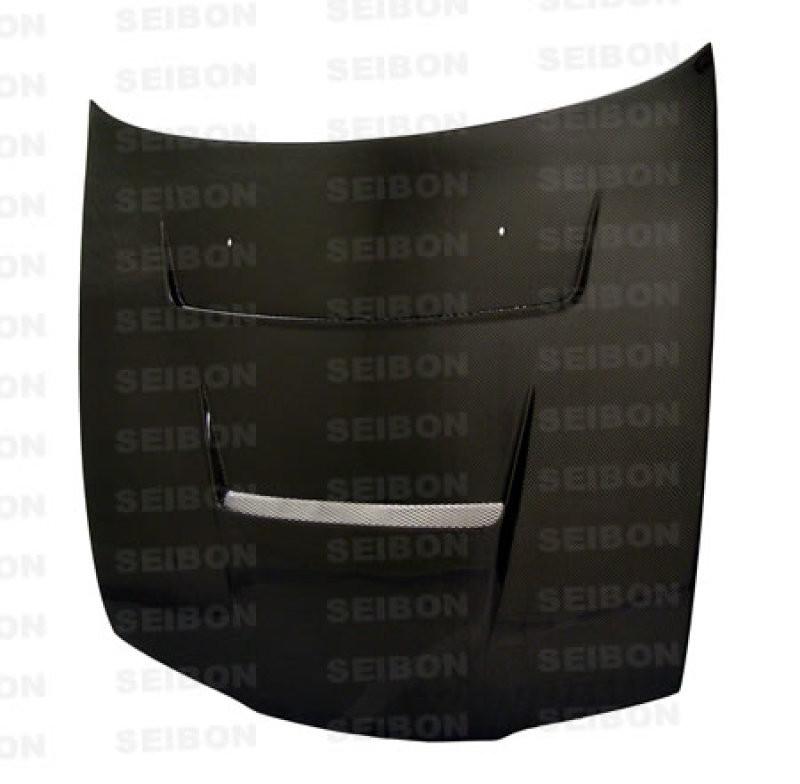Seibon Carbon Fiber Hood | 95-96 Nissan 240SX (2DR)