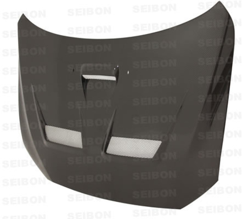 Seibon Carbon Fiber Hood | 08-15 Mitsubishi Lancer EVO X (4DR)
