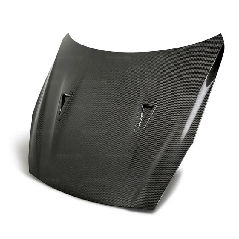 Seibon Carbon Fiber Hood   17-20 Nissan GT-R (2DR)