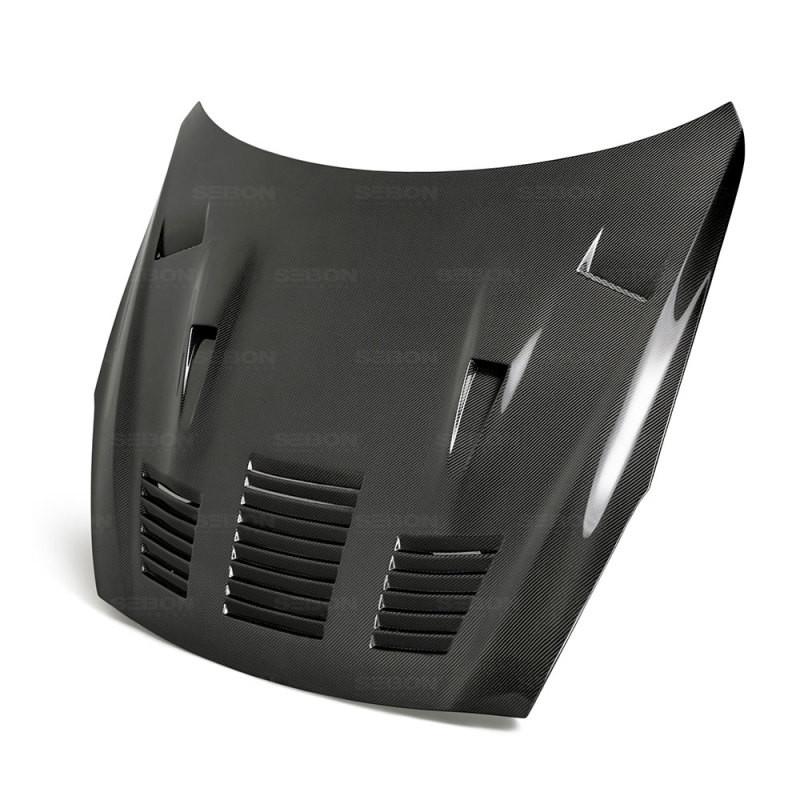 Seibon Carbon Fiber Hood | 17-20 Nissan GT-R (2DR)