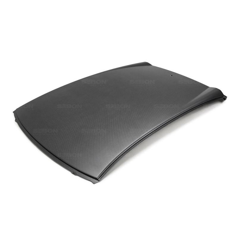 Seibon Dry Carbon Roof Replacement | 17-20 Honda Civic (4DR&5DR Hatchback)
