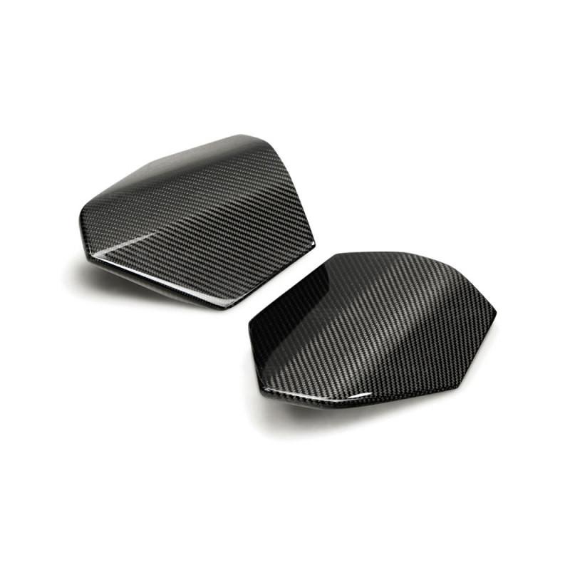 Seibon Carbon Fiber Rear Roof Trim   17-20 Honda Civic Type R (4DR&5DR Hatchback)
