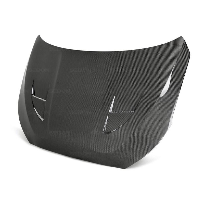 Seibon Carbon Fiber Hood | 19-20 Hyundai Veloster / Veloster N (3DR,4DR)