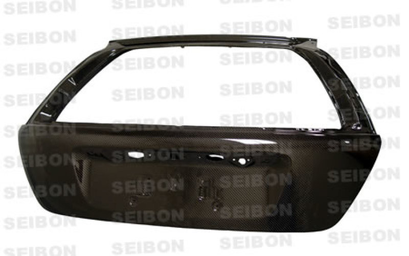 Seibon Carbon Fiber Trunk Lid   02-05 Honda Civic SI (3DR)