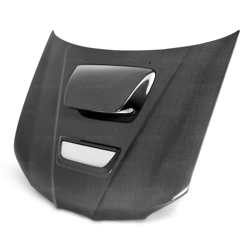 Seibon Carbon Fiber Hood | 06-07 Subaru Impreza/WRX/STI (4DR,5DR)