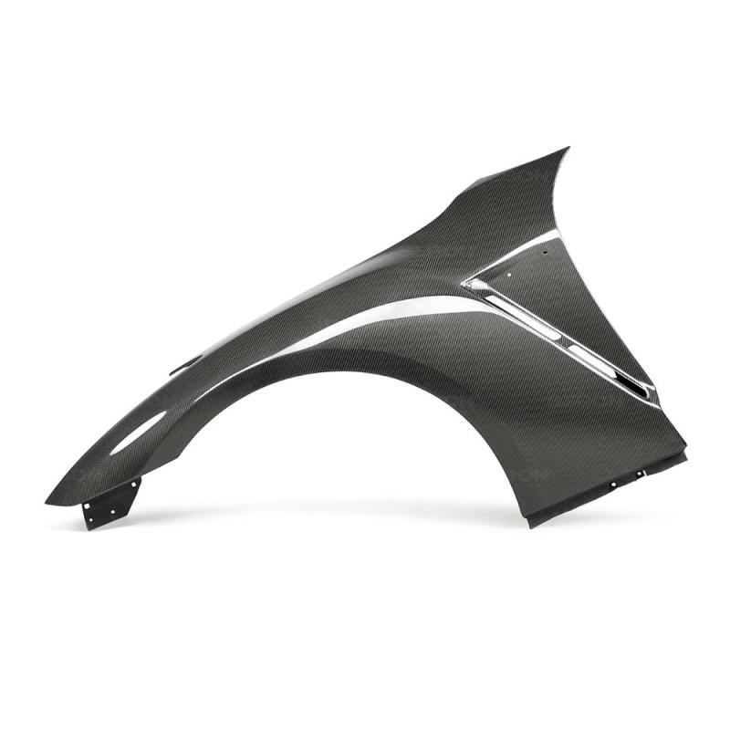 Seibon Carbon Fiber Front Fenders | 09-20 Nissan GT-R (2DR)