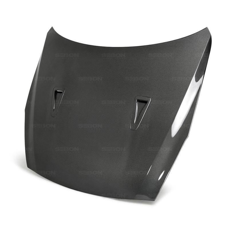 Seibon Carbon Fiber Hood | 09-16 Nissan GT-R (2DR)