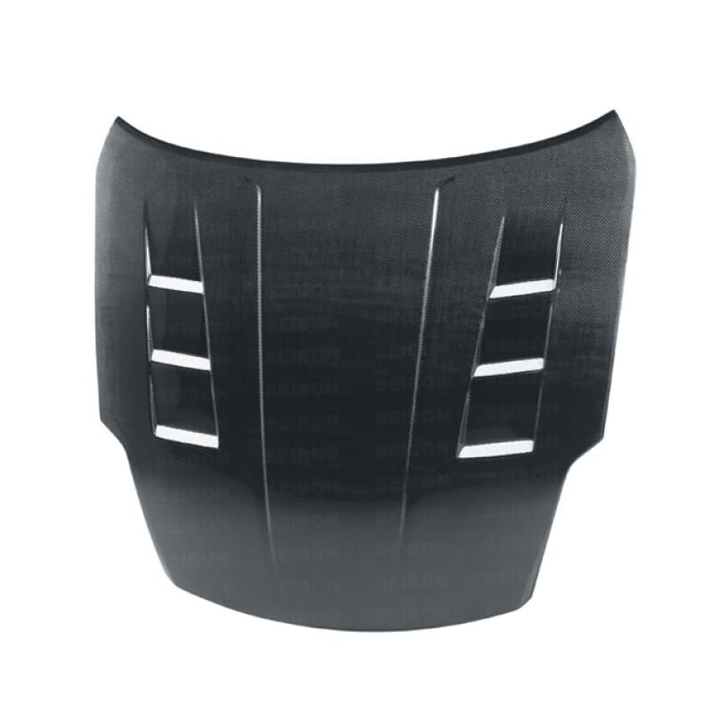 Seibon Carbon Fiber Hood | 02-06 Nissan 350Z (2DR,3DR)