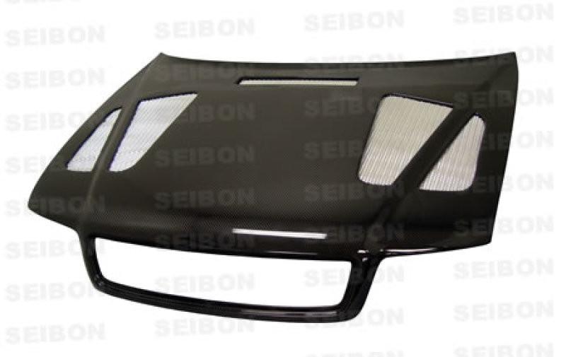 Seibon Carbon Fiber Hood   96-01 Audi A4 (4DR, 5DR)