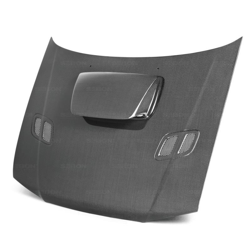 Seibon Carbon Fiber Hood | 98-01 Subaru Impreza (2DR,4DR)