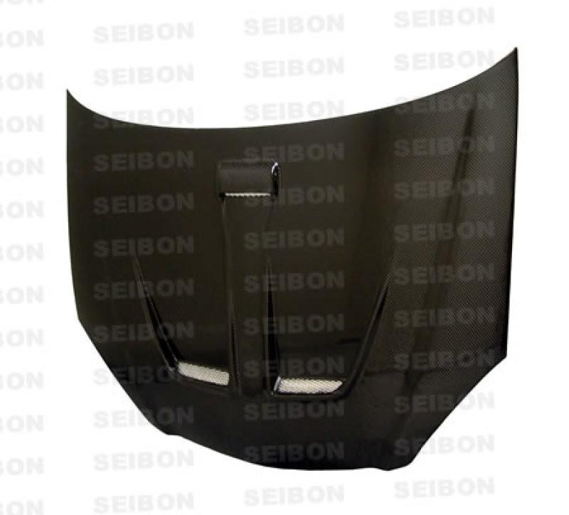 Seibon Carbon Fiber Hood   02-07 Acura RSX (3DR)