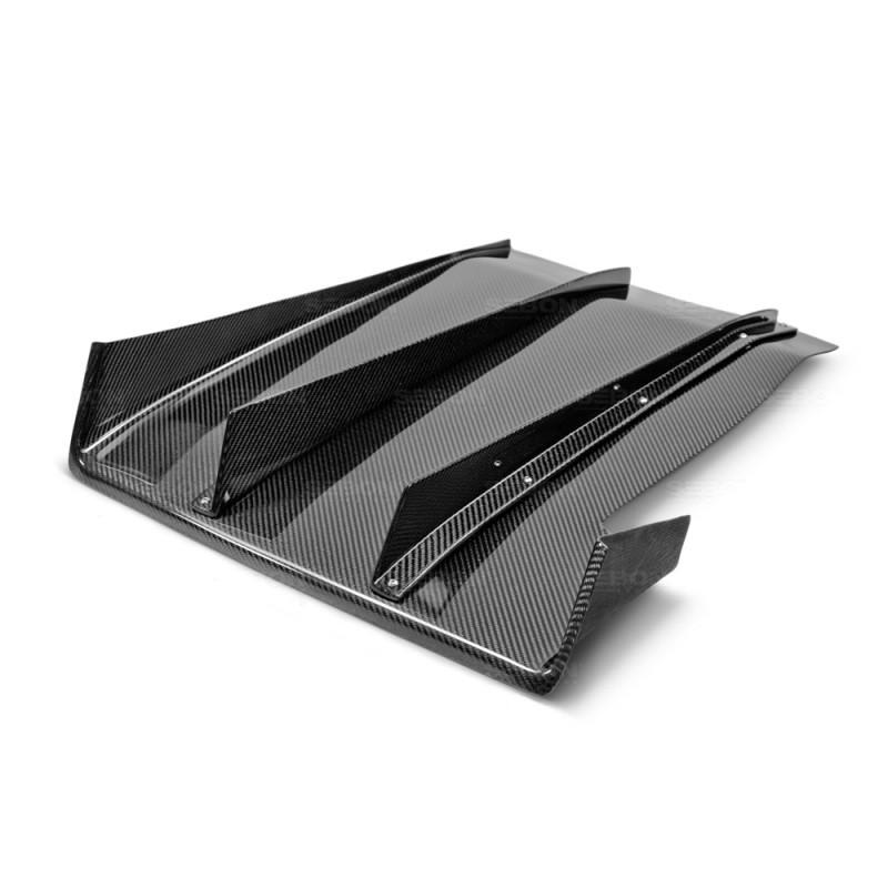 Seibon Carbon Fiber Rear Diffuser | 06-07 Subaru Impreza/WRX/STI (4DR)