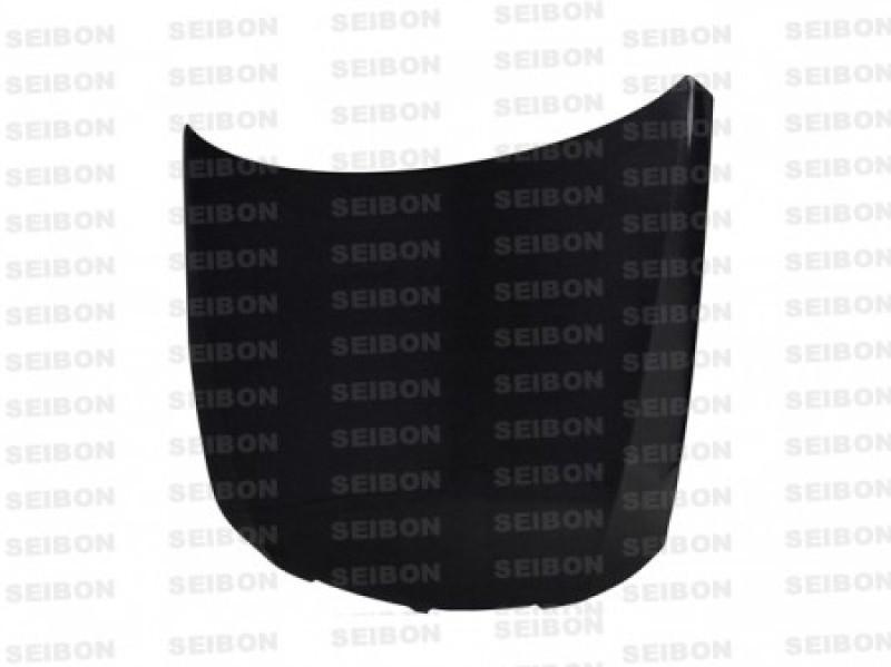 Seibon Carbon Fiber Hood | 06-08 BMW E90 3 Series (4DR)