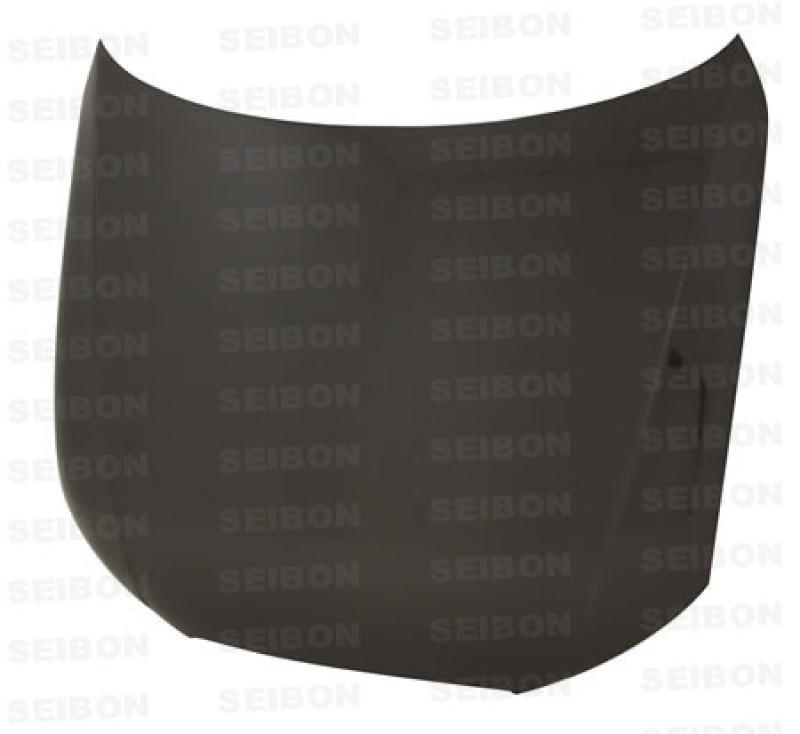Seibon Carbon Fiber Hood   06-08 BMW E90 3 Series (4DR)