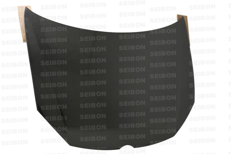 Seibon Carbon Fiber Hood | 10-14 Volkswagen Golf/GTI/R (3DR,4DR)